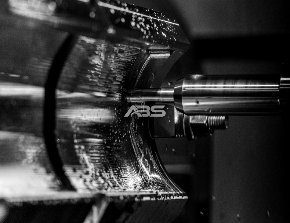 High Speed Machining by ABS Inc.